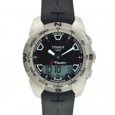Часы Tissot Men's T0134204720100 T-Touch Expert Titanium Ana-Digi Watch